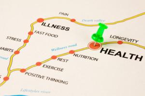 Illness Vs. Health